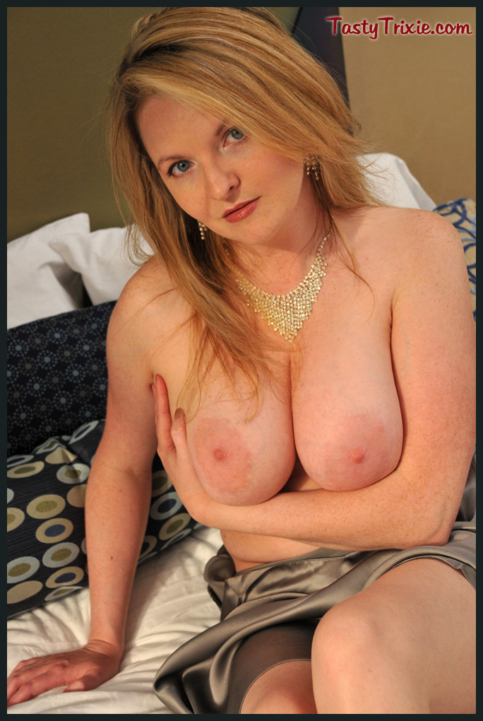 naked trixie mature