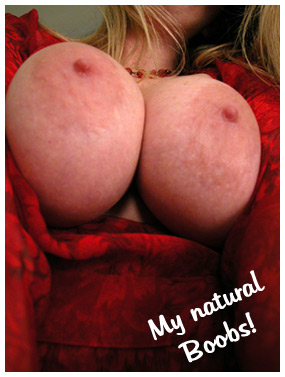My big natural boobs and giant areolas.