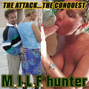 "Short uber-dork ""hunter"" & conqueror of Milfs?"