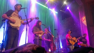 Greensky Bluegrass in Seattle