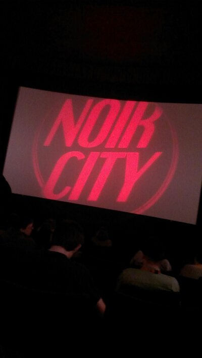 noir city Seattle film fest