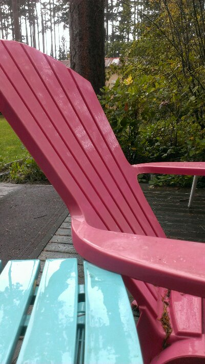 wet washington lawn furniture